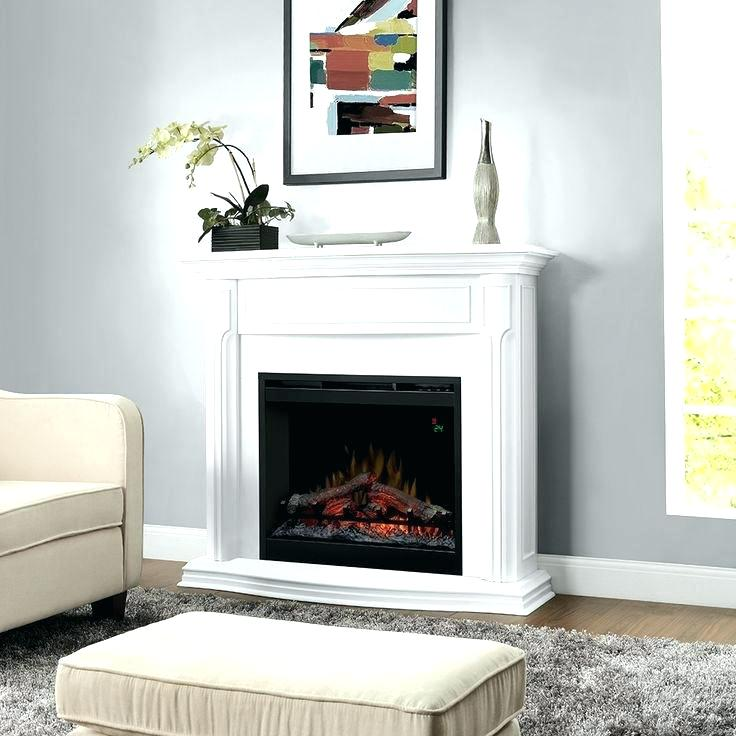 Black Corner Electric Fireplace Inspirierend Dimplex White Electric Fireplaces Blvd White Stone Corner