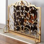 Cast Iron Fireplace Screen Neu 10 Gorgeous Fireplace Screens for Every Home Fireplace Screens