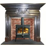 Cast Iron Fireplace Screen Schön 79 Best Vintage Retro and Modern Fireplaces Images On Pinterest