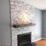 Do It Yourself Fireplace Luxus Give Your Old Fireplace A Facelift Diy Tile and Mantel