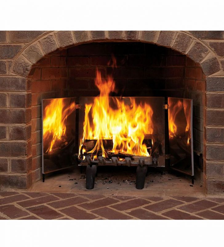 23 Beautiful Fireplace Accesories Pics