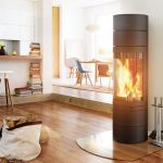 Fireplace ash Vacuum Inspirierend 11 Best Obrotowe Kominki Wolnostoja…ce Images On Pinterest Fire