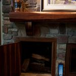 Fireplace Builders Best Of Next to the Fireplace A Pass Through Storage area From the