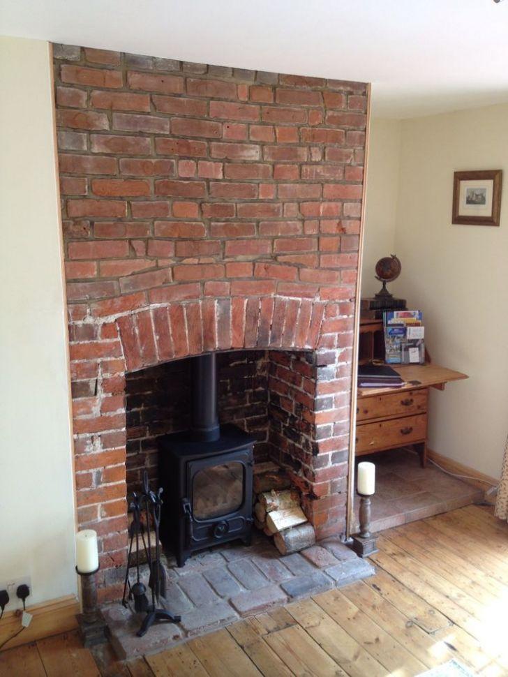 25 Unique Fireplace Builders Pics