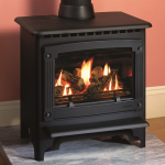 Fireplace Flute Inspirierend Medium Marlborough Gas Stove Balanced Flue Free Standing Gas