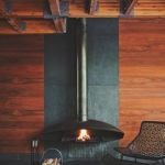 Fireplace Flute Luxus 15 Hanging and Freestanding Fireplaces to Keep You Warm This