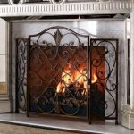 Fireplace Mesh Screen Elegant 113 Best Fireplace Screens Images On Pinterest Cozy Nook