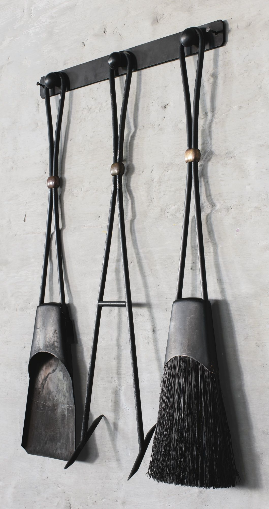 Fireplace Pokers Lates Jens Quistgaard Fireplace tools for Dansk C1960 Objected