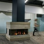 Gas Fireplace Brands Luxus 9 Best Modern Peninsula Gas Fireplace 3 Sided Images On