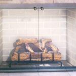 Masonry Fireplace Doors Lates Fireplace Doors Design Specialties Legend All Glass Custom Made