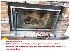 Masonry Fireplace Doors Schön Glass Fireplace Doors by Stoll Fireplace Inc Fireplace