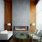 Modern Tile Fireplace Einzigartig Long Narrow Gas Fireplaces Can Look Super Elegant And Streamline