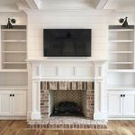 Propane Wall Fireplace Luxus Such A Great Fireplace and Built In Surround Pinteres