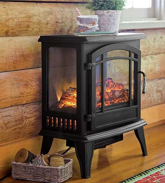 Standalone Fireplace Inspirierend Instant Ambience Cozy Up with these Electric Fireplaces